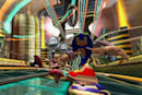 First screens of the Sonic Riders sequel
