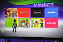 Microsoft demos new Kinect dashboard and voice control