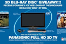 Panasonic sweetens the 3DTV deal with Coraline, Ice Age: Dawn of the Dinosaurs 3D Blu-rays
