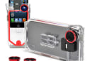 Optrix PhotoPro X: A waterproof iPhone case with interchangeable lenses