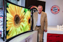 Samsung's 55-inch curved OLED hits Europe this week for 7,999 euros