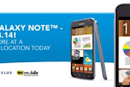 Samsung Galaxy Note coming to Bell, Rogers and Telus in February