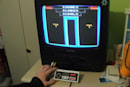 NES hacked into an NES controller