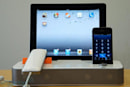 Invoxia NVX 610 desktop VoIP phone for iPhone and iPad hands-on (video)