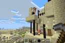 'Minecraft' players on Windows 10 and mobile can now build together