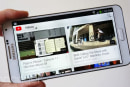 Samsung hints that its next Galaxy Note phone will have a quad HD display