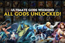 SMITE makes all gods playable this weekend