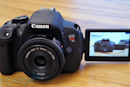 Canon touts EOS Rebel T4i with improved video focusing system, EF-S 18-135mm and EF 40mm silent lenses (hands-on)