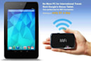 Xcom Global starts renting Nexus 7 and 10 tablets, lets us keep the laptop at home