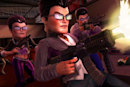 More than a few graphical issues for some Saints Row: The Third players