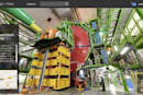 Google Street View lets you stroll around CERN, no doctorate required