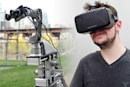 DORA offers a realistic telepresence experience through Oculus Rift