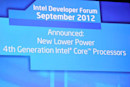 Intel confirms new lower power 4th generation Core Haswell processors at CES