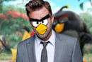 The 'Angry Birds' movie has its cast