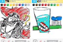 Creative drawings from Draw Something
