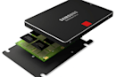 Samsung's new consumer SSDs shoot to the top of the benchmark league