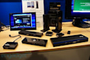DisplayLink shows off adapters and docks from HP, Lenovo, EVGA and Targus at IDF 2012