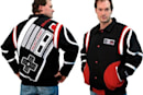 NES Controller Varsity Jacket would be more awesome with awesome models