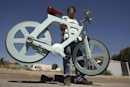 Cardboard bicycle 'close to mass production': tough, green and just $20