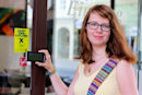 Austrian city builds public library with nothing but QR codes, NFC and stickers
