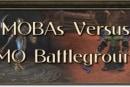 MMO Mechanics: MOBAs vs. MMO battlegrounds