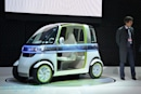 Daihatsu Pico concept commuter EV hands-on