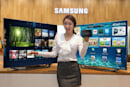 Samsung will showcase its Smart TV Evolution Kit at CES 2013