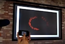 Touch Vision Interface employs AR to control screens from afar