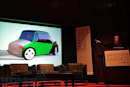 Yves Behar shows off 'hackable' electric car concept for the developing world