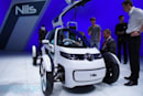 Volkswagen Nils concept has an HTC Desire HD dashboard, seats one Engadget editor