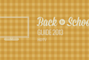 Engadget's back to school guide 2013: HDTV