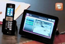 OpenFrame touchscreen homephone goes Atom, gets demoed on video, is still a landline phone