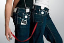 Levi's iPod Jeans -- break the bank, look like a dork