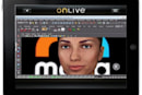 OnLive demos Windows 7 on an iPad and Galaxy Tab, launches cloud computing tablet app