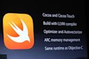 """Swift file icons pay homage to Apple's """"Here's to the crazy ones..."""" text"""
