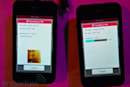 LG Optimus Black shows off its WiFi Direct skills on video (hands-on)