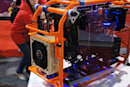 In Win D and H-Frame PC cases: Tubes, and LEDs and aluminum oh my! (hands-on)