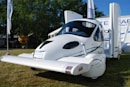 Terrafugia Transition flying car shows up at air show, doesn't fly