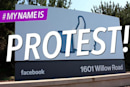 Protesters want Facebook to remove 'fake name' reporting tool