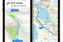 Google Maps for iPhone losing share to Apple Maps app