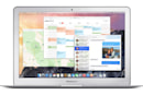 A visual history of OS X