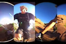 Sony Ericsson uses six Xperia Neos to capture a 360-degree bike ride (video)