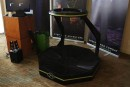 Virtuix Omni VR treadmill shows up at E3, we go feet-on (video)