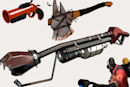 See TF2's Pyro's new weapons, achievements