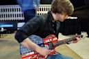 Visualized: 3D Systems' 3D-printed guitar, the Americana