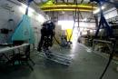 Watch MIT's Atlas humanoid robot drag a metal pillar like it's nothing