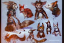 Ponder this concept art from Naughty Dog's canned Jak and Daxter reboot