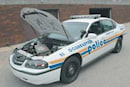 First all-electric police car takes to the streets