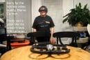 Parrot AR.Drone joins with Epson Moverio BT-100: UAV gets down with HMD (video)