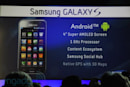 Samsung announces Galaxy S Android smartphone